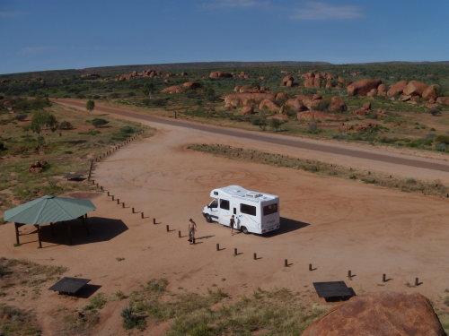 outback motorhome