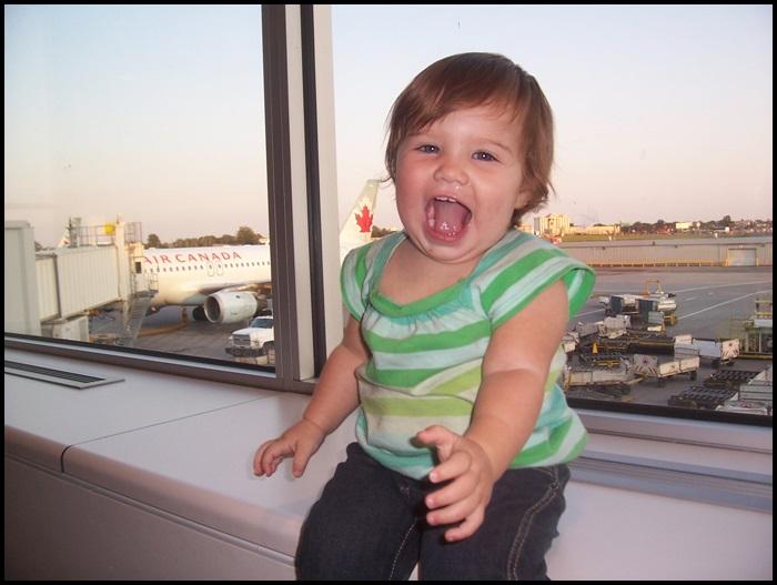 Réserver un siège dans l'avion pour bébé ou non