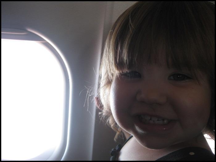 réserver un siège ou non pour bébé dans avion