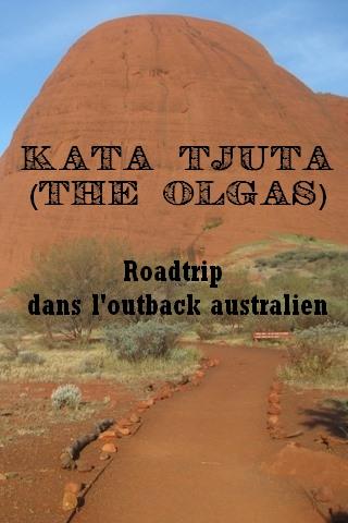 Kata Tjuta, The Olgas, Uluru National Park, Australie