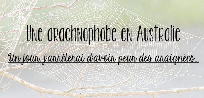 Arachnophobie et voyage