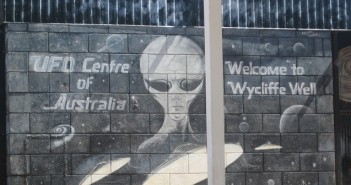 UFO Center Wycliffe Well