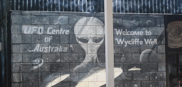UFO Center Wycliffe Well