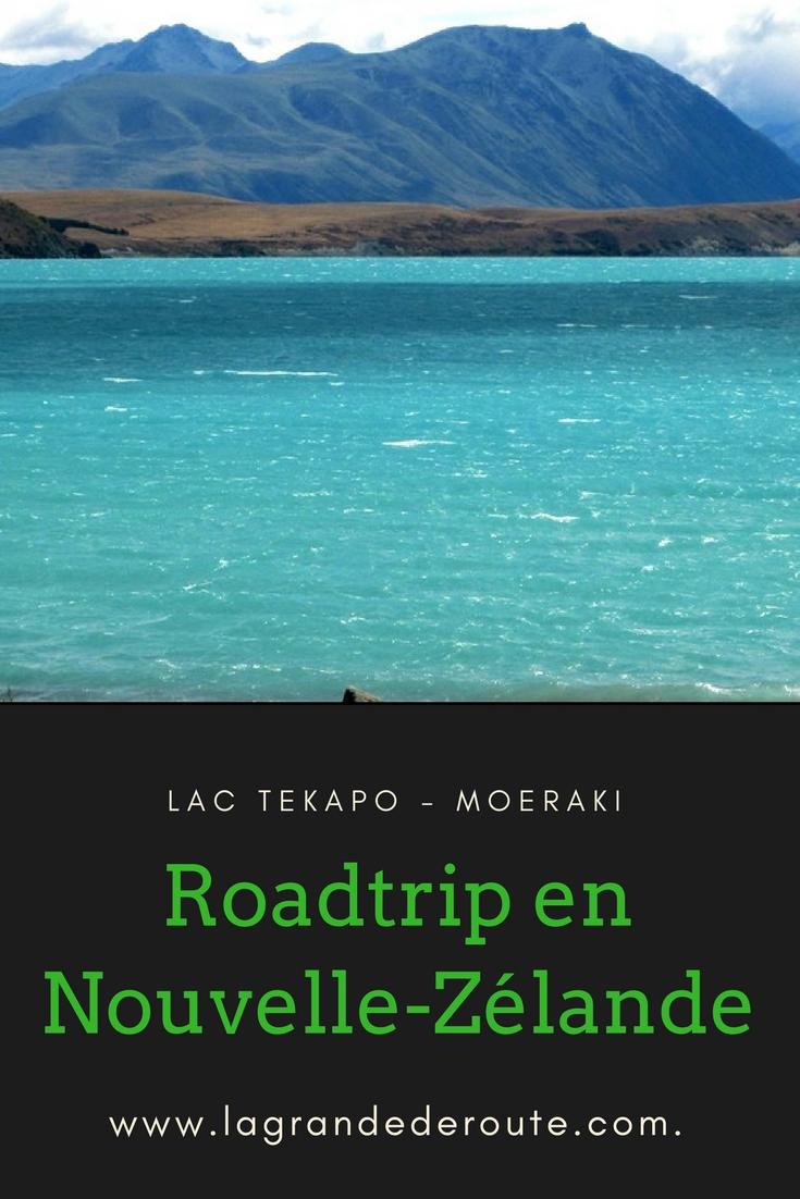 Nouvelle-Zélande, roadtrip