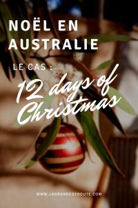 12 dias de Natal Austrália