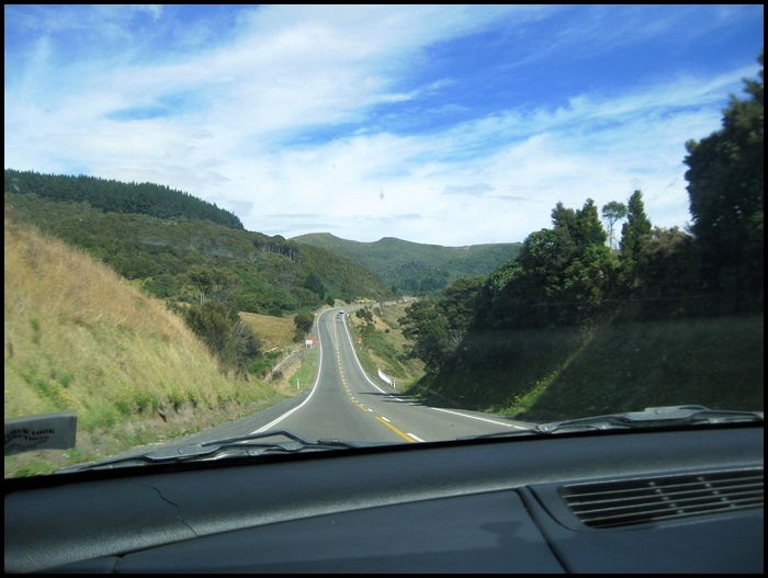 southern scenic route