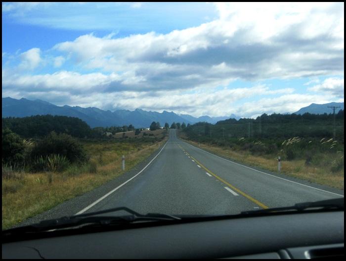 southern scenic route, nouvelle-zélande
