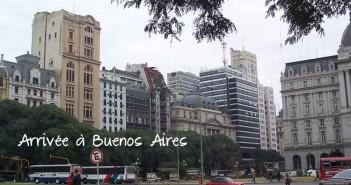 Fraîchement débarqués à Buenos Aires…