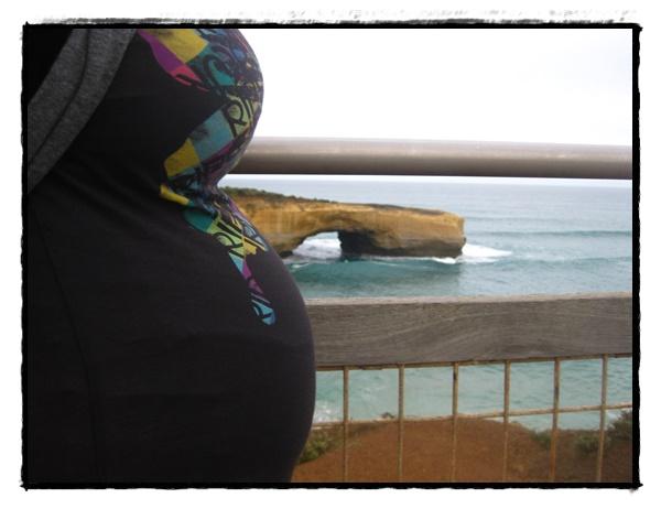 voyager enceinte famille