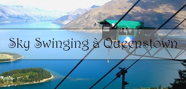 Queenstown Sky Swinging