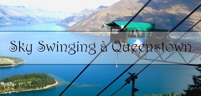 Queenstown Sky Swinging