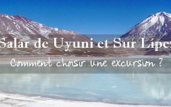 Excursion dans le Salar de Uyuni