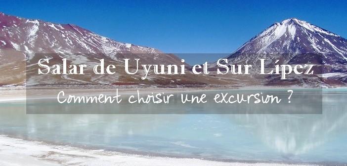 Comment choisir une expédition pour le Salar d'Uyuni et le Sur Lípez