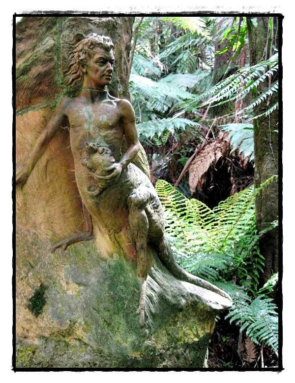 Australie William Ricketts Sanctuary