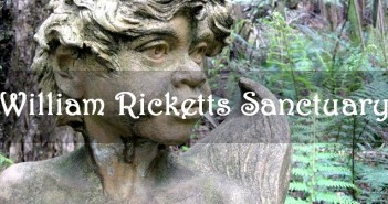 William Ricketts Sanctuary Australie