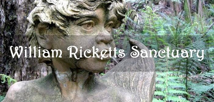 William Ricketts Sanctuary Australie