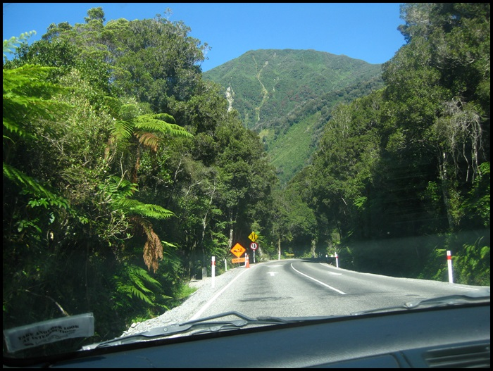 Nouvelle-Zélande roadtrip