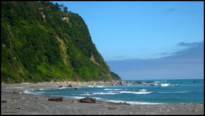Okarito, Nouvelle-Zélande