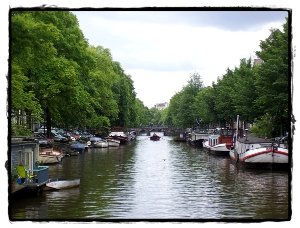 Backpacking à Amsterdam