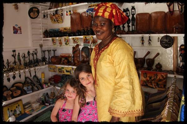 Voyage au Sénégal avec enfants / Caroline Jacques