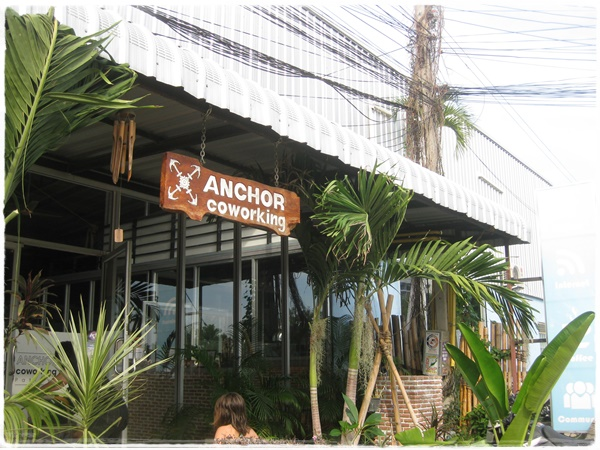 Coworking space Pattaya