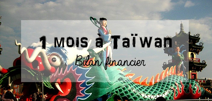 budget voyage à Taïwan
