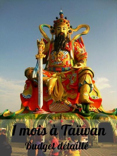 Budget Taïwan