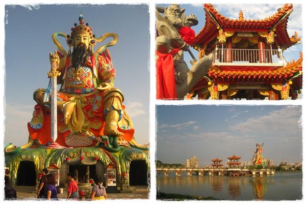 Kaoshiung, Lotus Pond
