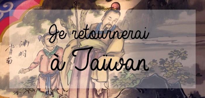 Voyager à Taïwan