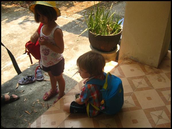Vaude Ayla 6 litres voyage enfants