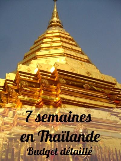 Budget Thaïlande