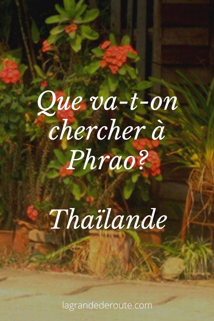 Phrao