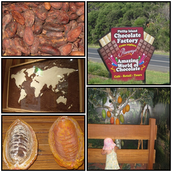 Chocolate Factory Phillip Island chocolaterie