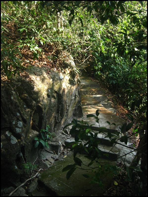 Batu Ferringhi, Penang, Malaisie, Penang National Park