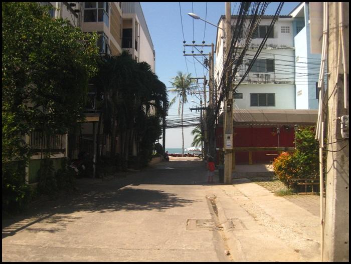 Jomtien Pattaya Thaïlande