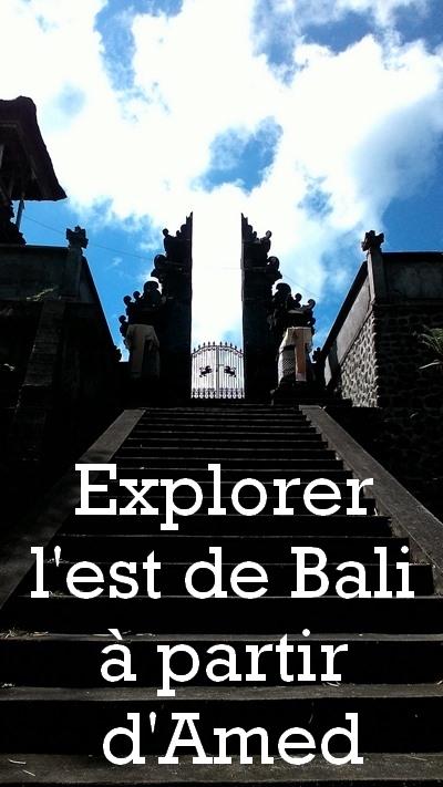 Est de Bali à partir de Amed