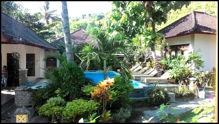 Villa Amed, Bali