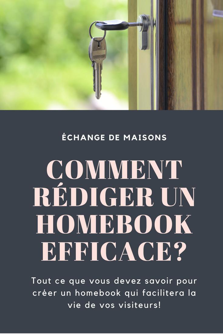 homebook échange de maison