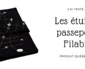 [Produit] Étui à passeports Filabil