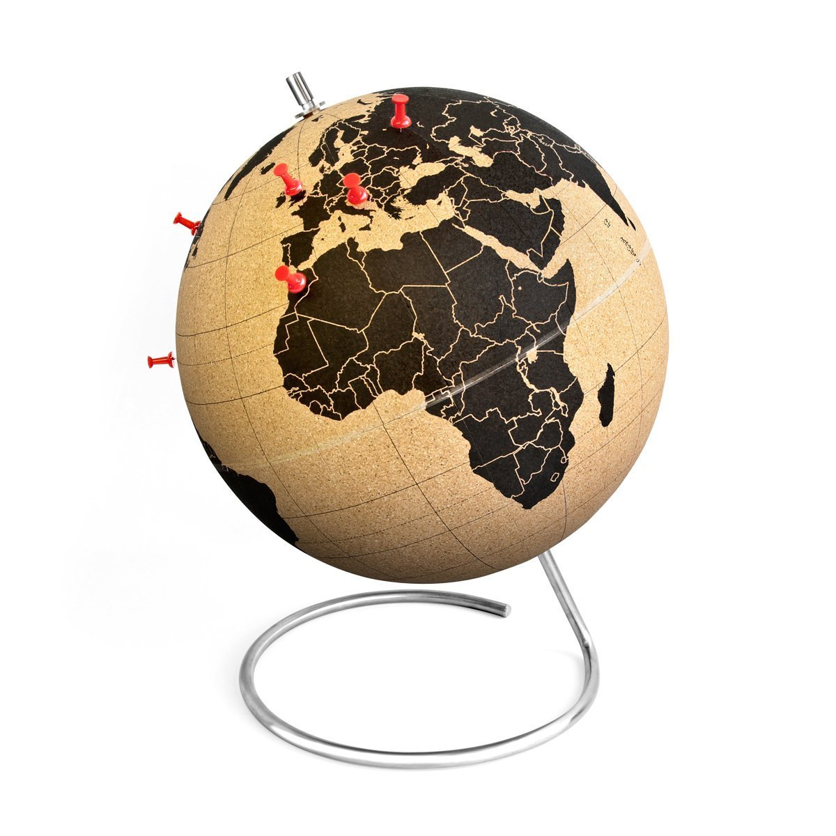Globe à épingler