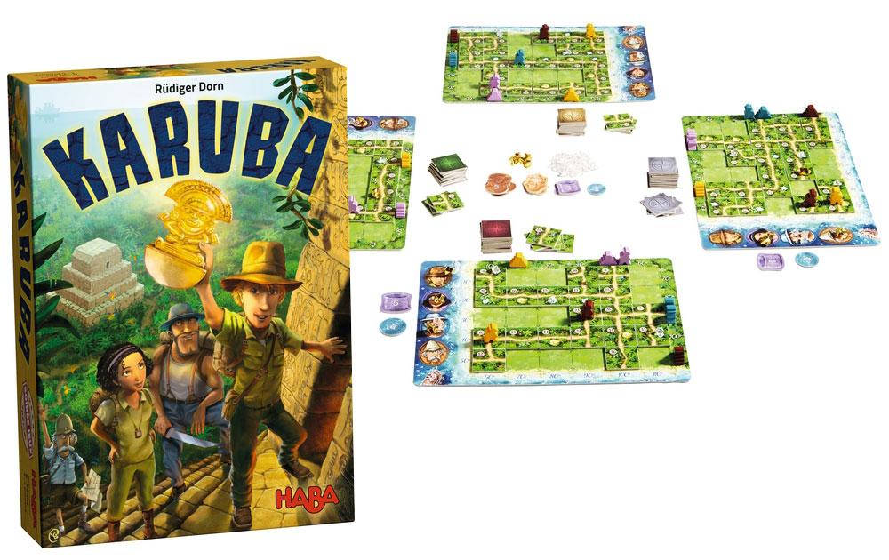 Karuba, par Haba, 54,99 $ chez Benj