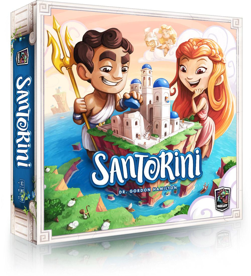 Santorini, Spin Master, 39,99 $ chez Benjo