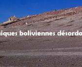 Chroniques boliviennes désordonnées