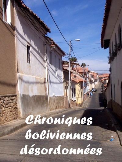 Chroniques boliviennes