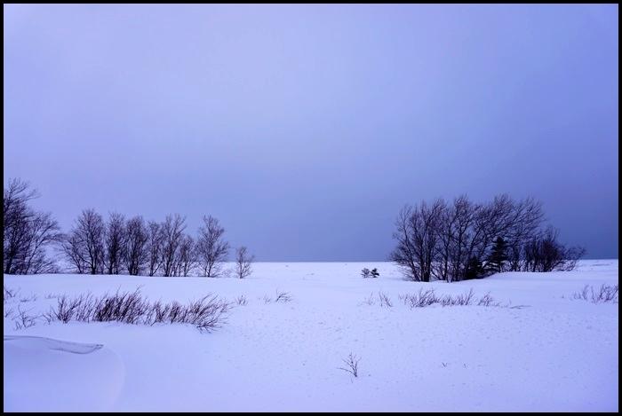Route vers Rimouski