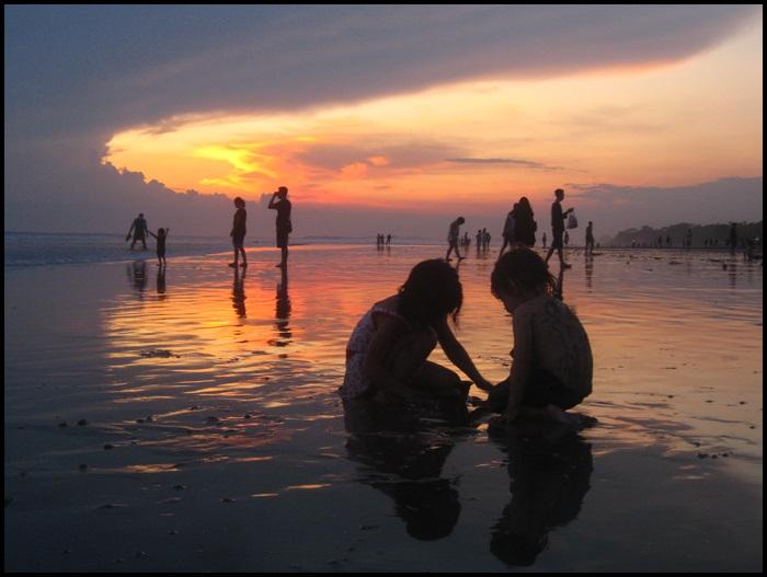Seminyak, Bali, plage