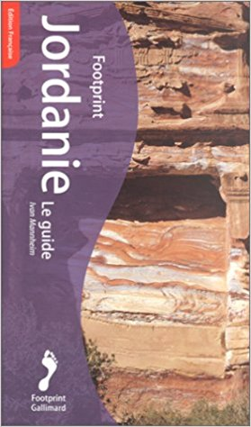 footprint guide de voyage Jordanie