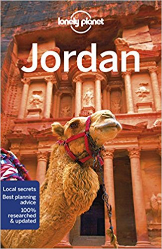lonely planet Jordanie