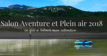 Salon aventure et plein air 2018