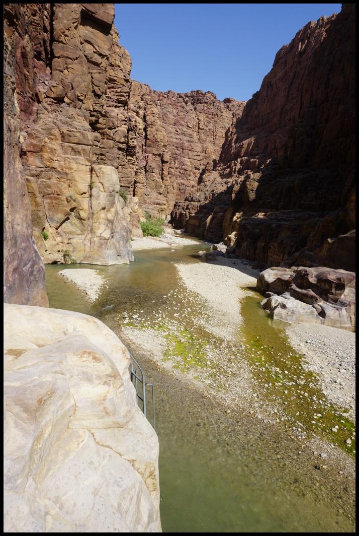 Siq Trail Wadi Mujib
